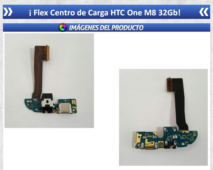 Flex Centro de Carga HTC One M8